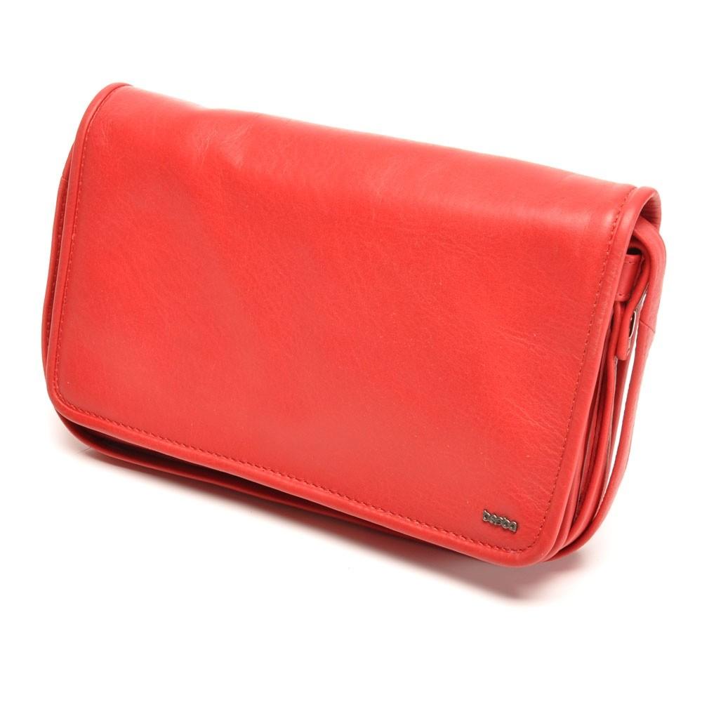 berba Soft - Kleine Umhängetasche in rot