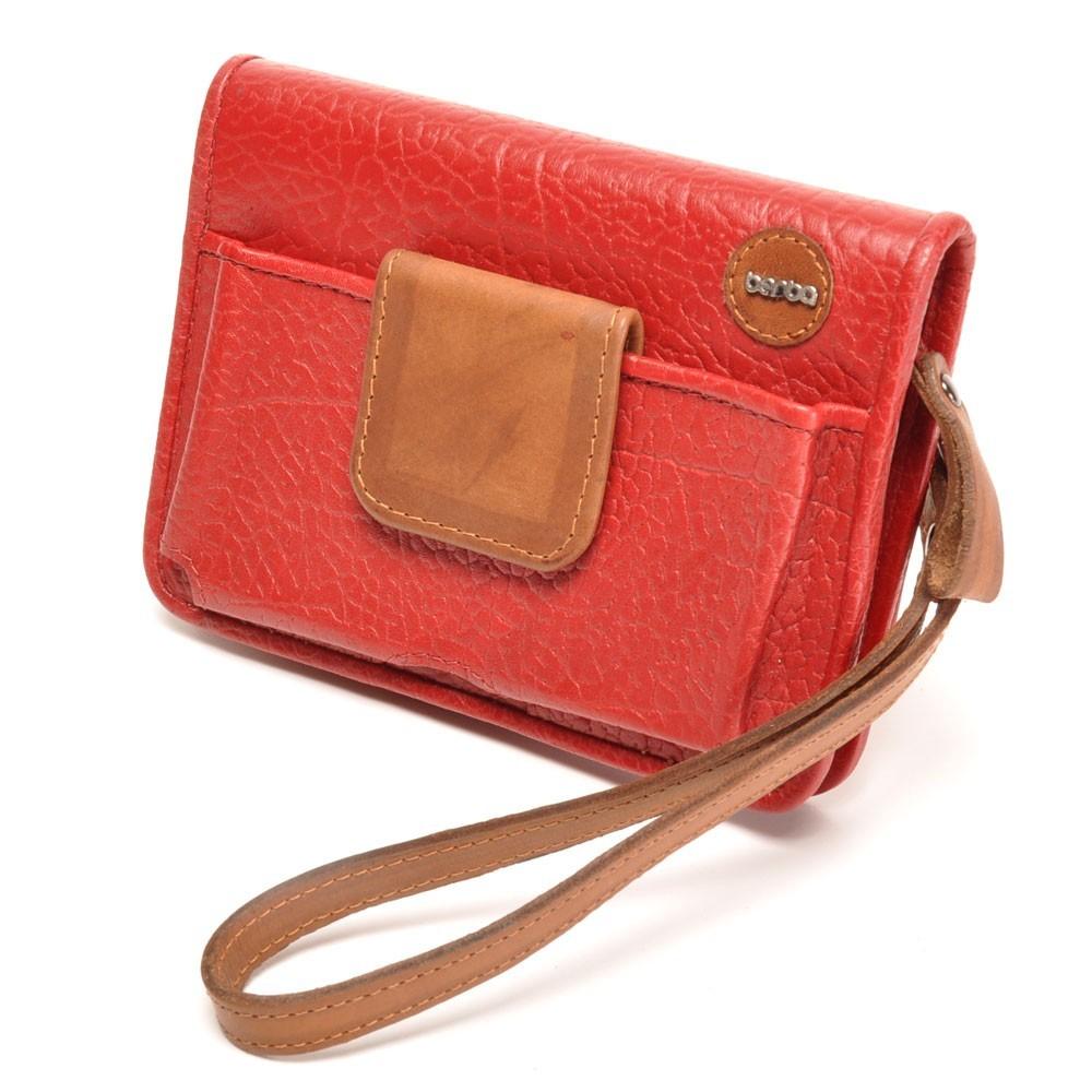 berba Chamonix - Kombinationsbörse/tasche mit iPhone-Fach in rot (Boersen)