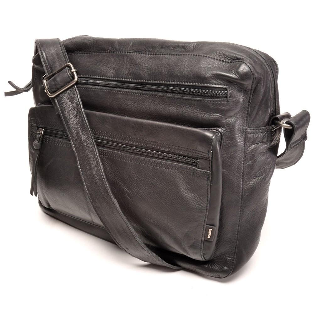berba Basel - Businesstasche in schwarz (Taschen)