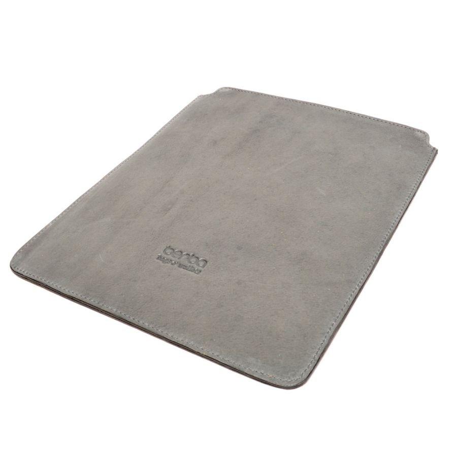 berba Basel - iPad Hülle in grau-braun