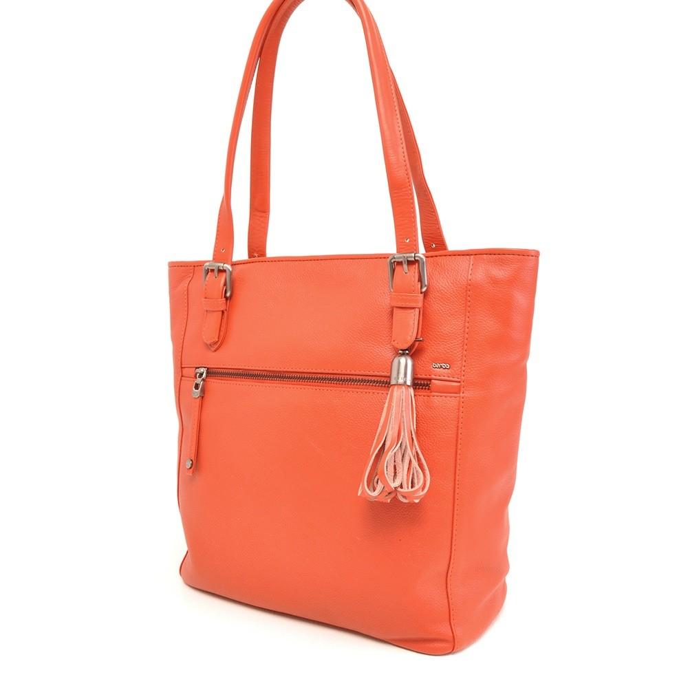 berba Sport 072 - Handtasche in coral