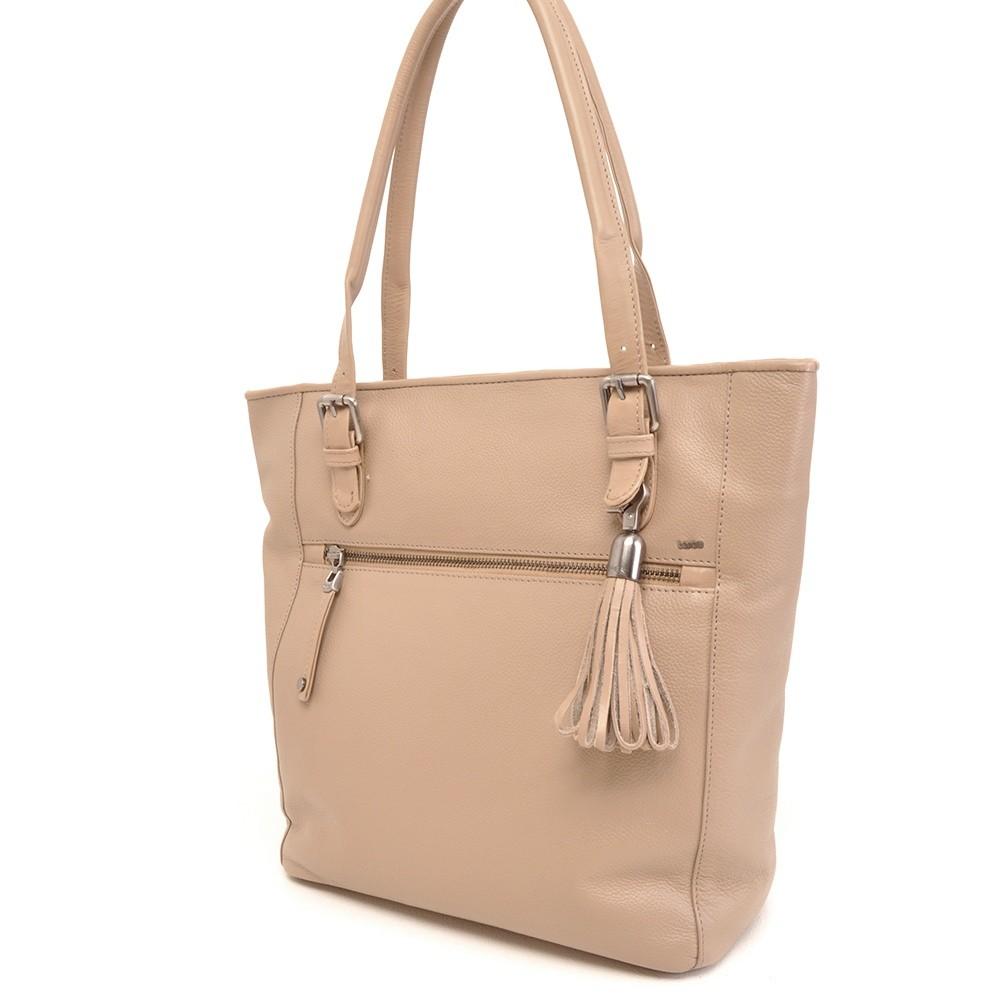 berba Sport 072 - Handtasche in sand