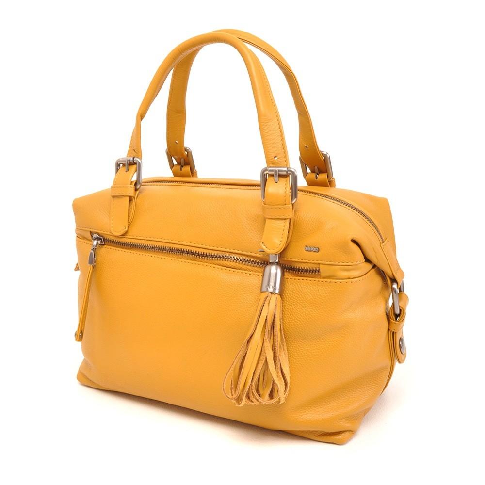 berba Sport 080 - Handtasche in mustard