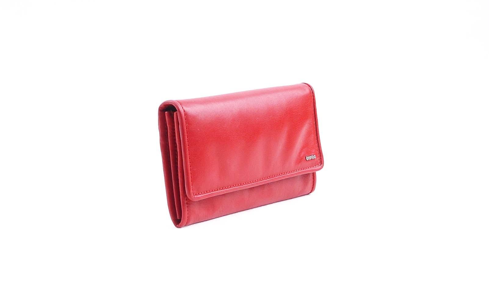 berba Soft 403 - Kombibörse in rot Seitenansicht