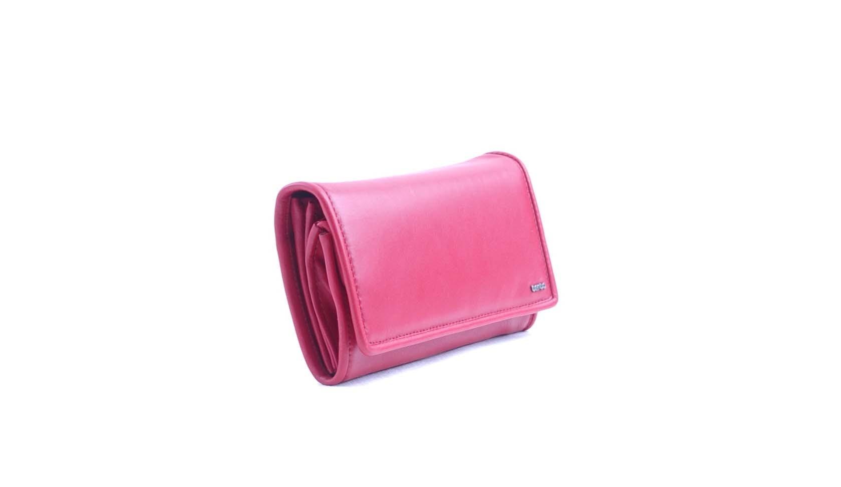 berba Soft 503 - Kombibörse in rot Seitenansicht