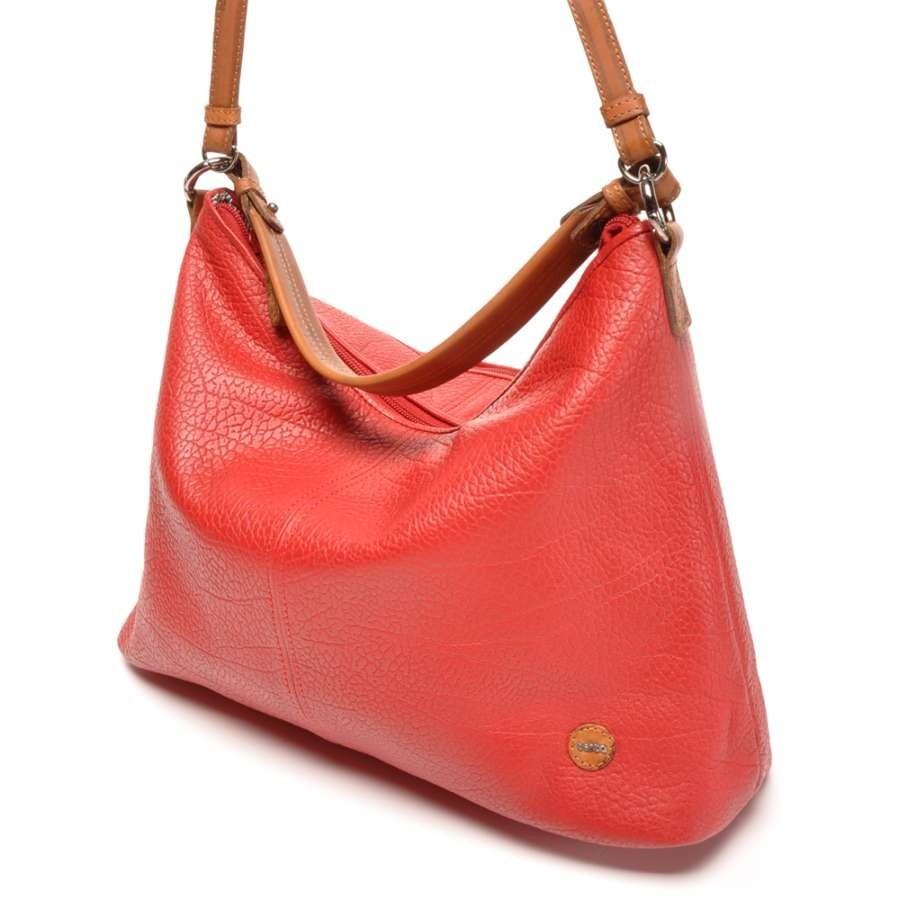 berba Chamonix - Schultertasche in rot (Taschen)