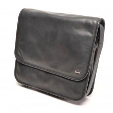 berba Soft - Kleine Überschlagtasche in blau