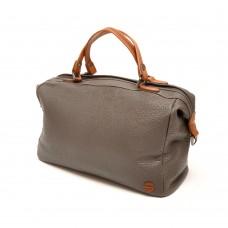 berba Chamonix 107 - Handtasche in grau-braun