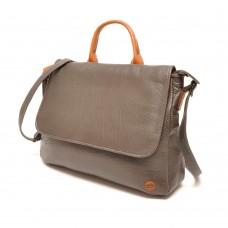 berba Chamonix 450 - Handtasche in grau-braun