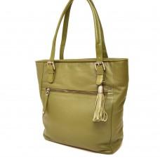 berba Sport 072 - Handtasche in avocado