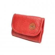 berba Chamonix - Schlüsseltasche in rot
