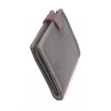 BARBAROSSA Ruvido - Kleine Brieftasche in military Seitenansicht