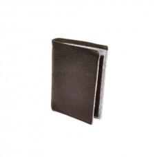 berba Bern 151 - Kreditkartenetui in schwarz