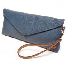 berba Chamonix - Clutch (Unterarmtasche) in blau (Taschen)