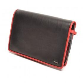 berba Soft 905  Umhängetasche in schwarz-rot