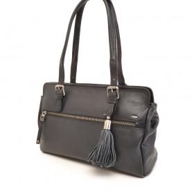 berba Sport 070   Handtasche in schwarz