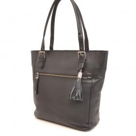 berba Sport 072   Handtasche in schwarz