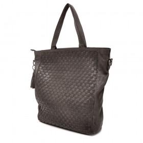 BARBAROSSA Nastri   Handtasche in schwarz