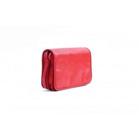 berba Soft 117  Umhängetasche in rot