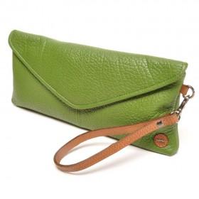 berba Chamonix 010  Clutch / Unterklemmtasche in grün