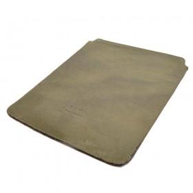 berba Basel 700  iPad Hülle in dunkelgrün - vintage