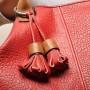 berba Chamonix - Handtasche in rot